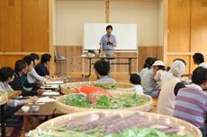 渡邊先生の講演