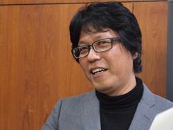 地域ビジネスの可能性を語る吉井氏