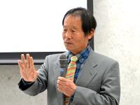 講師:Plants Academyの校長、稲垣典年氏