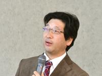 高知工科大学渡邊高志教授