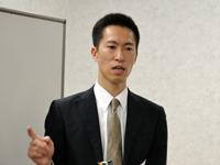 講師:許斐直人氏(日本オーガニック推進協議会)