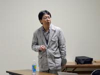 講師:渡邊浩幸教授(高知県立大学)