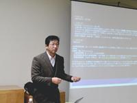 講師:渡邊高志教授